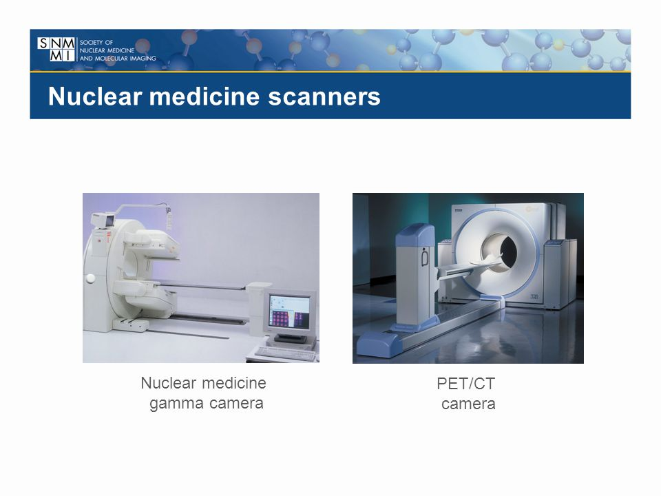 Nuclear medicine scanners