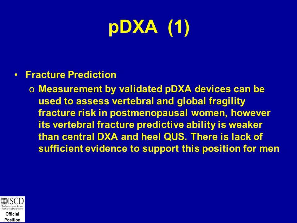 pDXA (1) Fracture Prediction