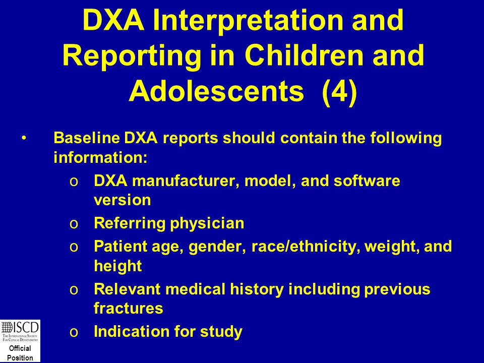DXA Interpretation and Reporting in Children and Adolescents (4)