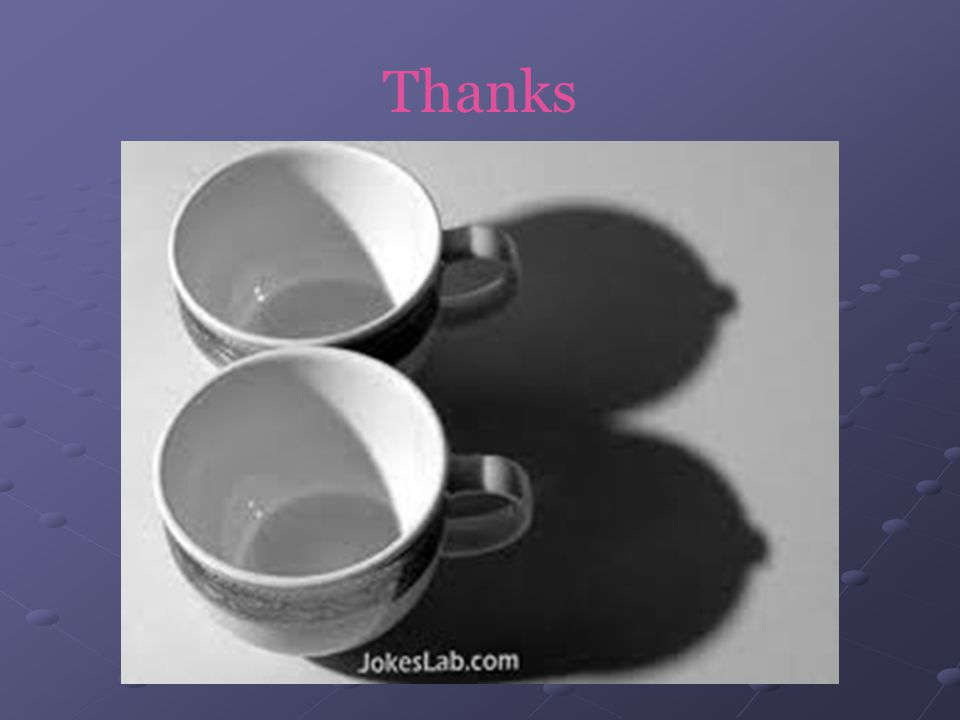 Thanks Thank-you. Pause 2 sec. Click.