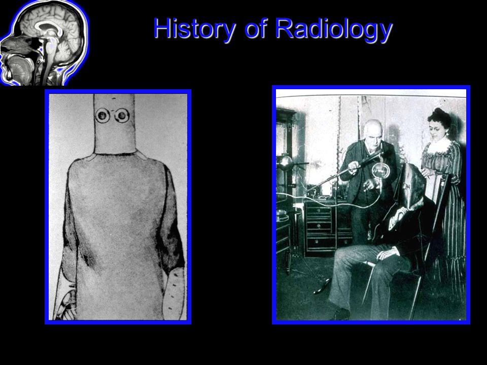 History of Radiology