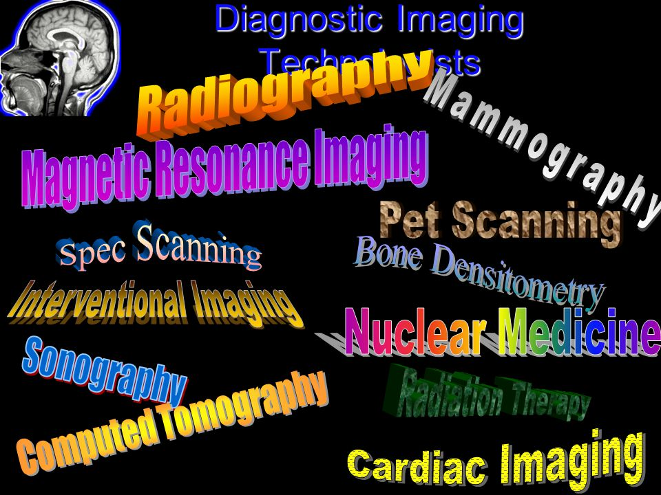Diagnostic Imaging Technologists