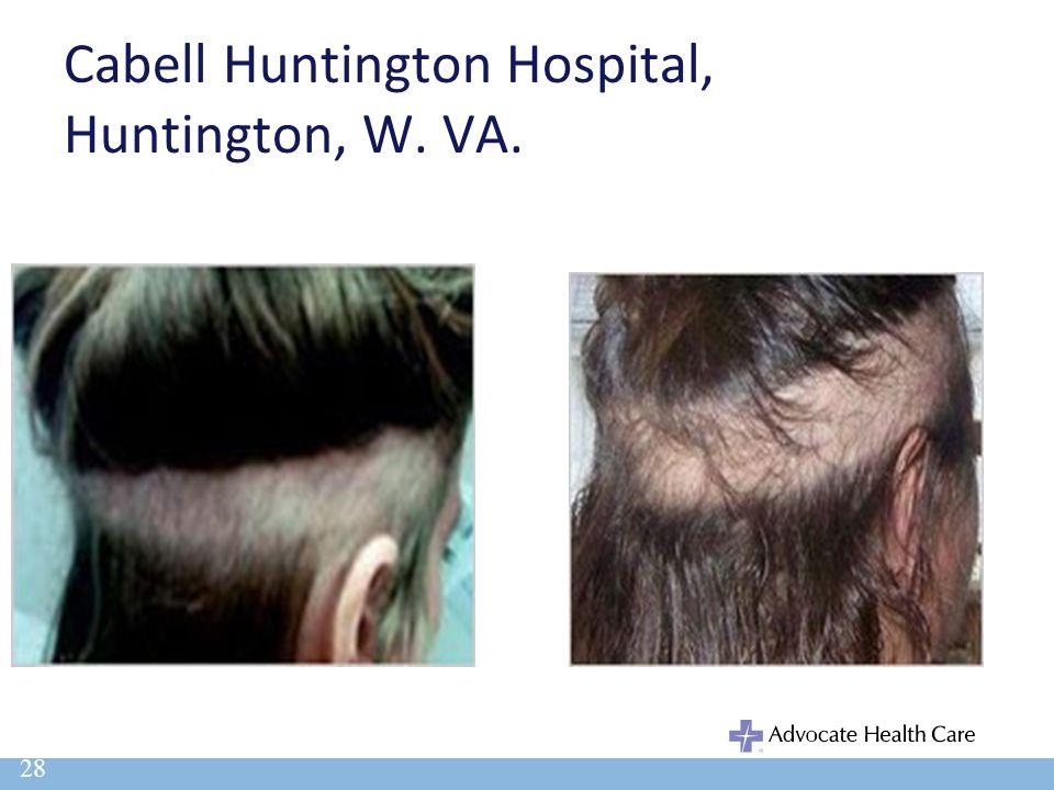 Cabell Huntington Hospital, Huntington, W. VA.