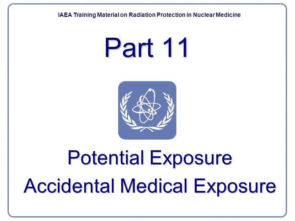Part 11. Potential exposure