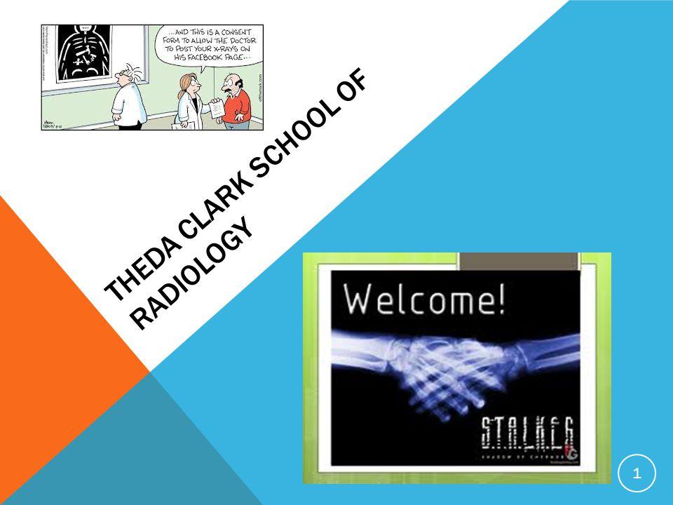 Theda Clark School of Radiology