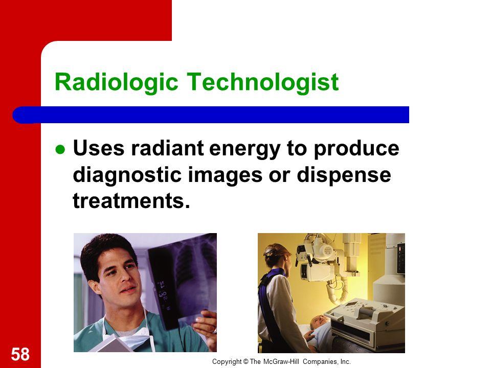 Radiologic Technologist