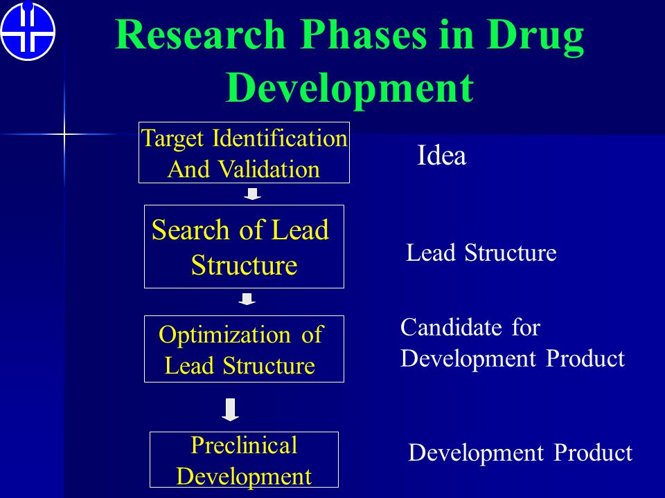 Research Phases in Drug Development