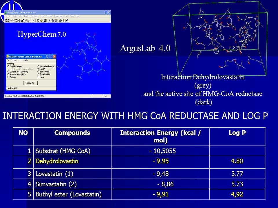 Interaction Energy (kcal / mol)
