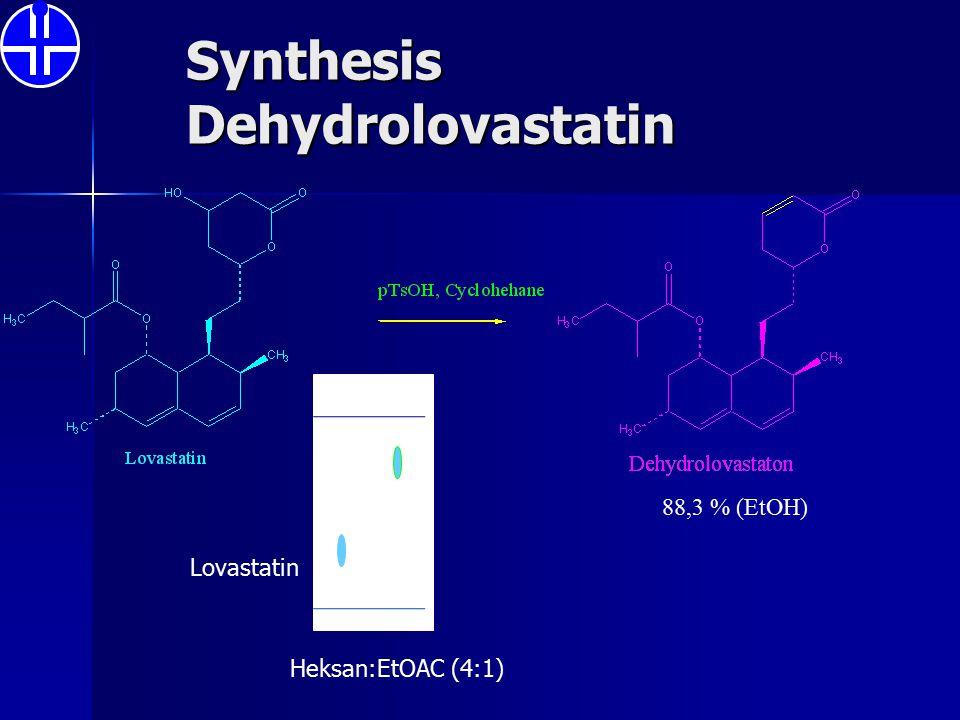 Synthesis Dehydrolovastatin