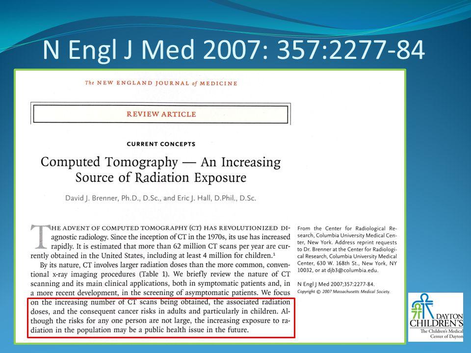 N Engl J Med 2007: 357:2277-84