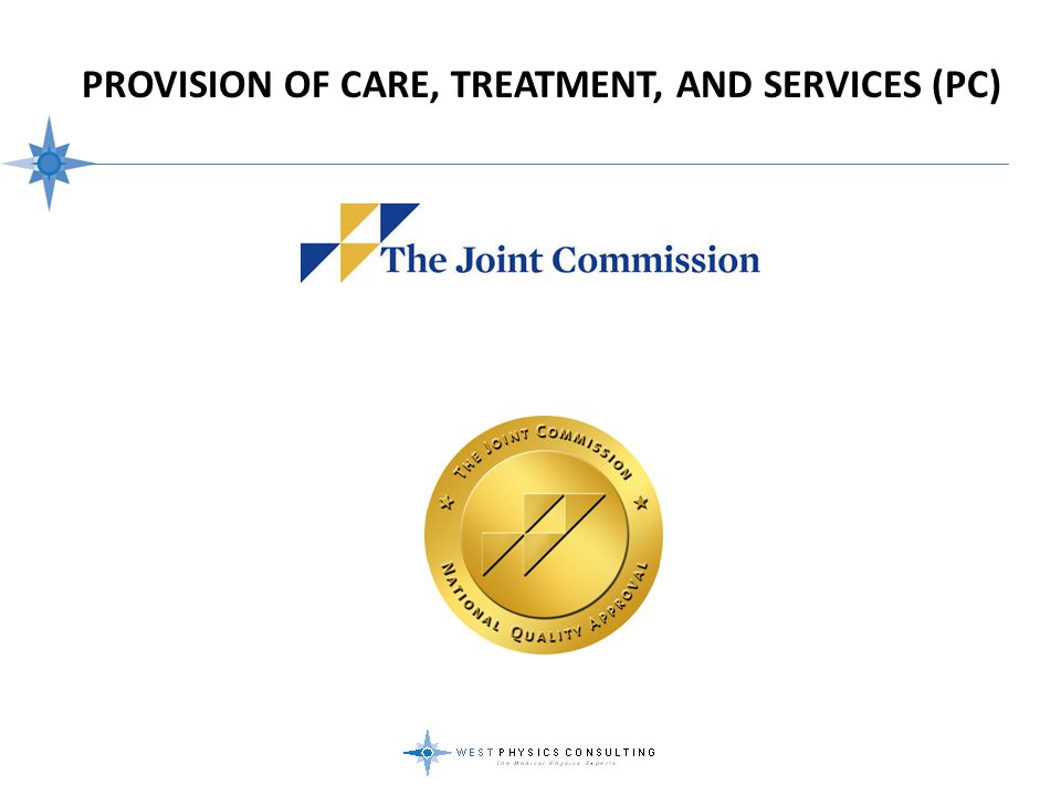 Provision of Care, Treatment, and Services (PC)