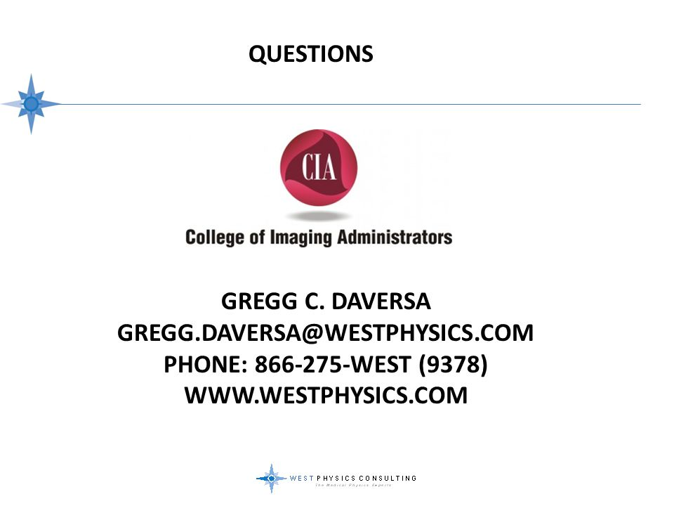QUESTIONS Gregg c.