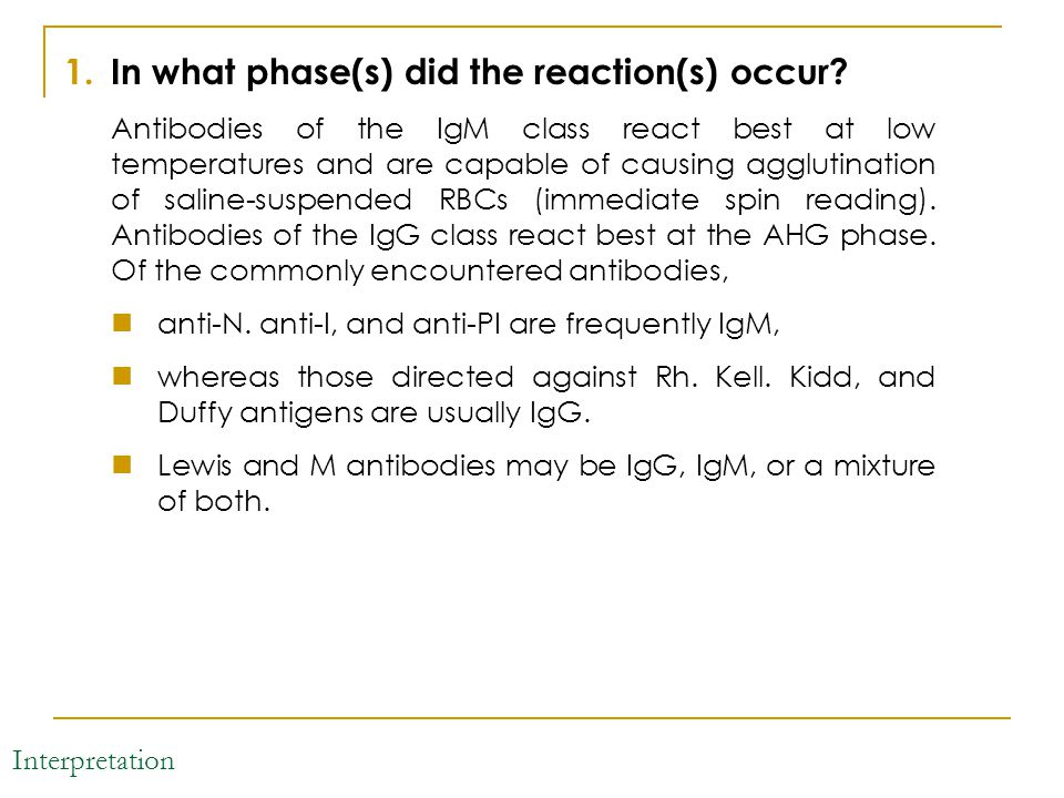 In what phase(s) did the reaction(s) occur