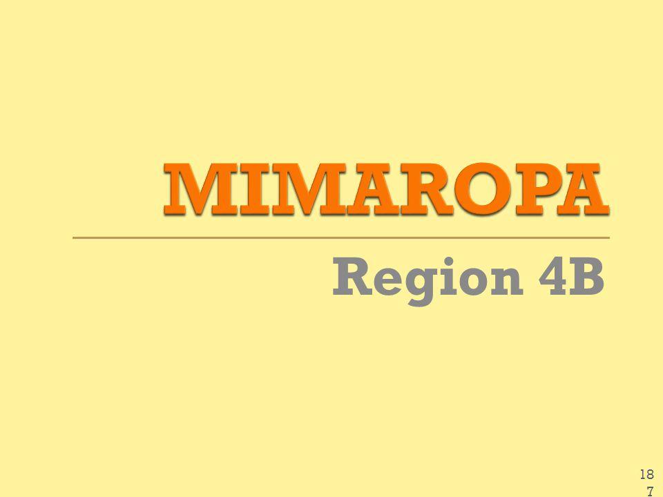 MIMAROPA Region 4B