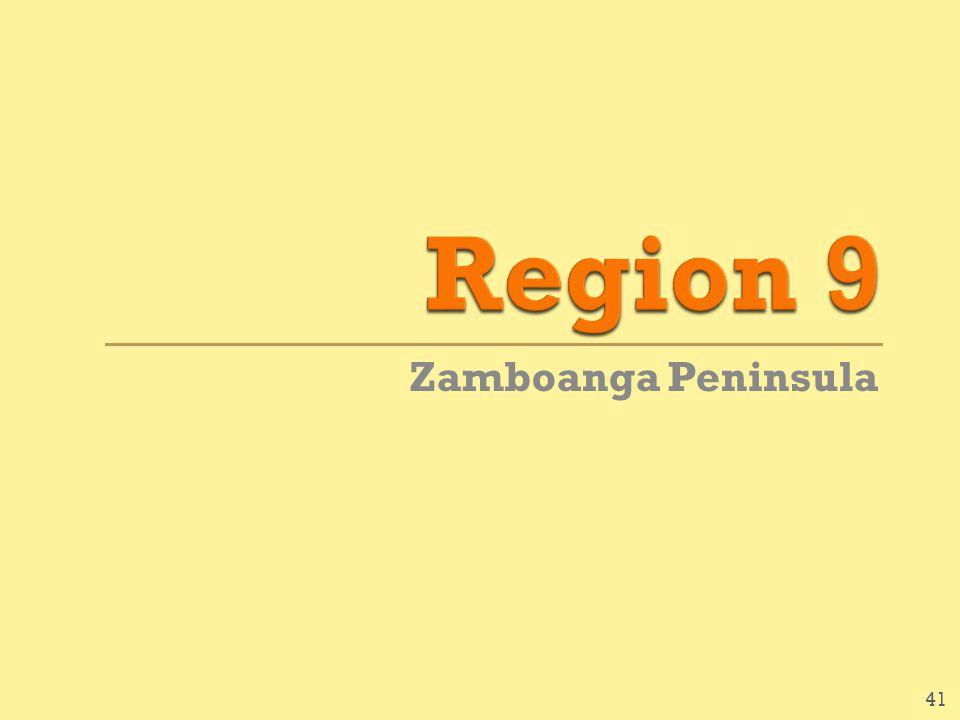Region 9 Zamboanga Peninsula
