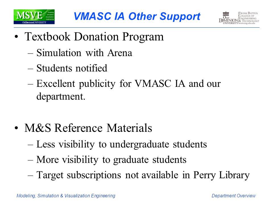 Textbook Donation Program