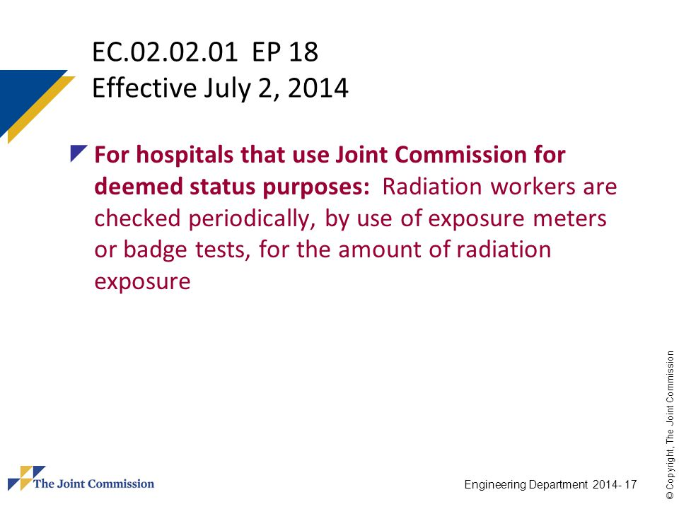 EC.02.02.01 EP 18 Effective July 2, 2014