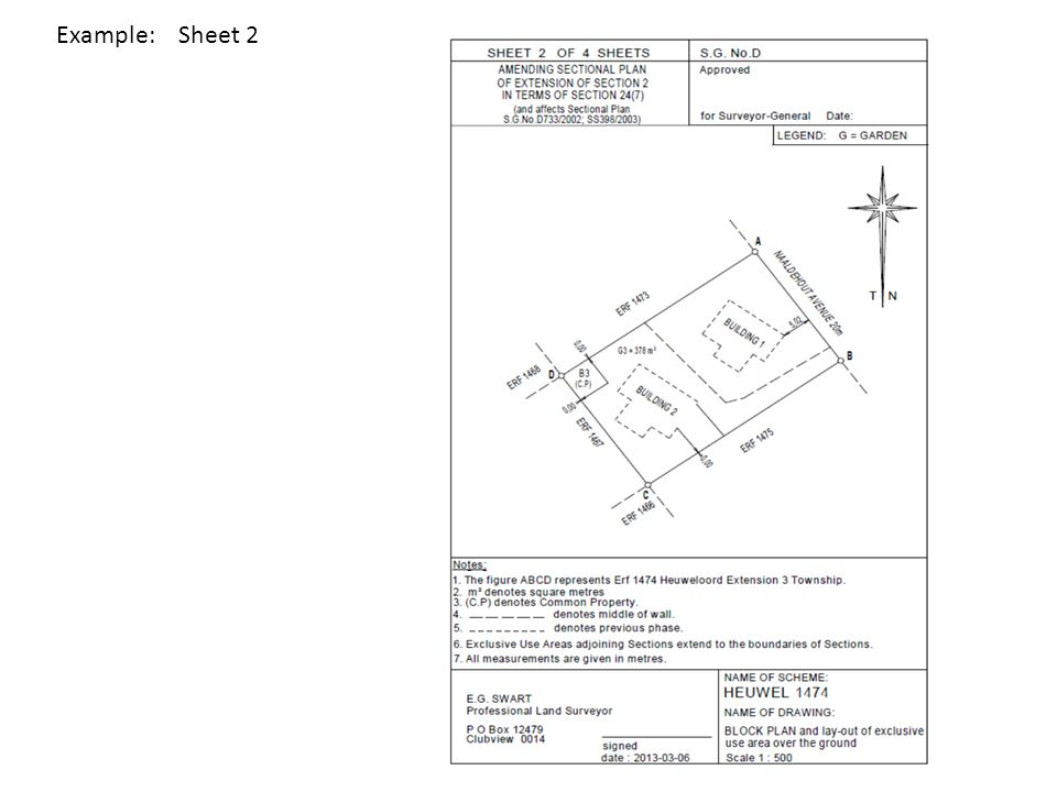 Example: Sheet 2