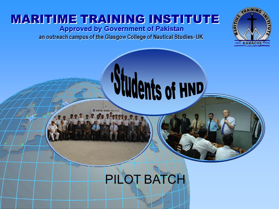 Students of HND PILOT BATCH