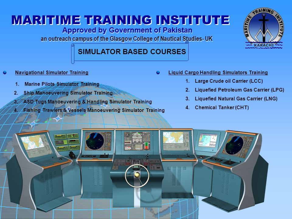 SIMULATOR BASED COURSES
