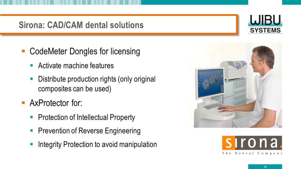 Sirona: CAD/CAM dental solutions
