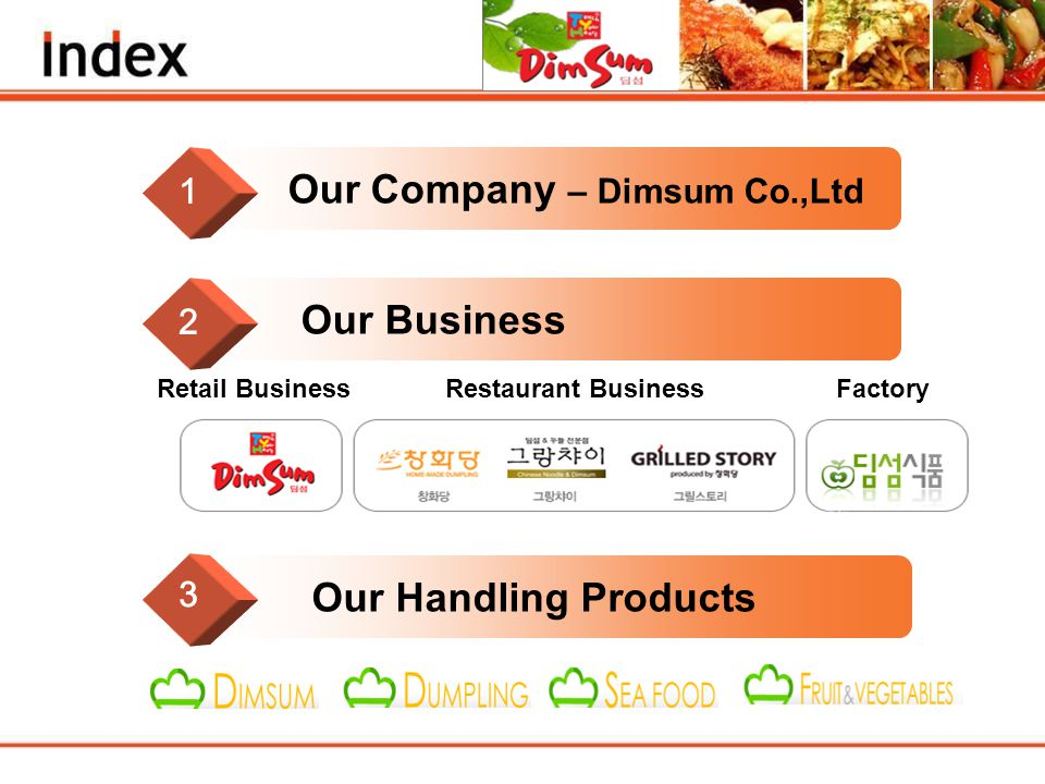 Our Company – Dimsum Co.,Ltd