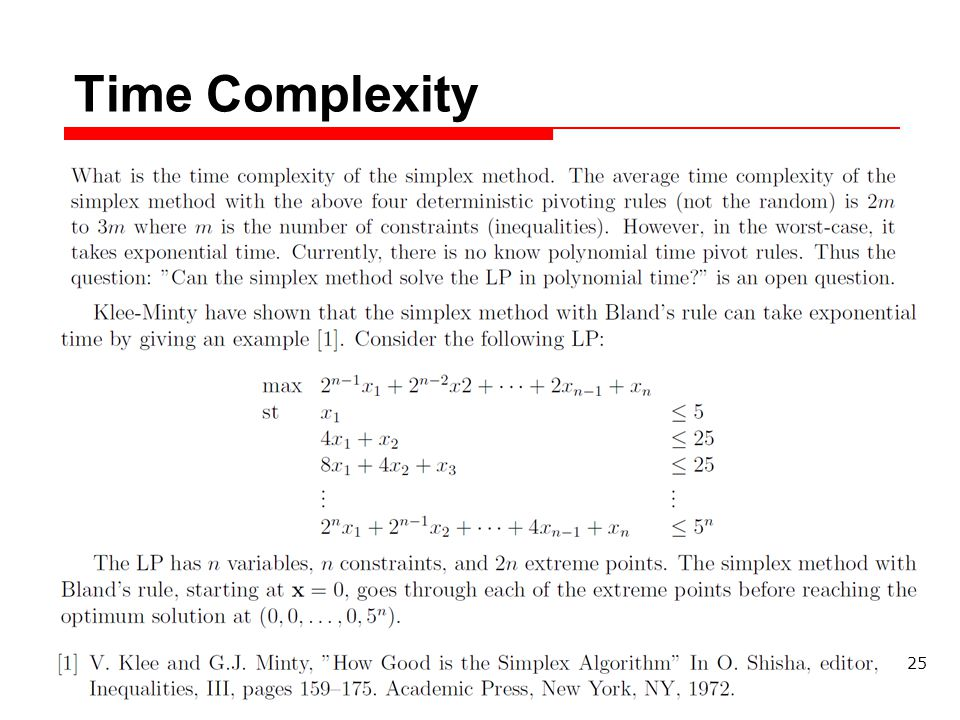 Time Complexity My T. Thai mythai@cise.ufl.edu