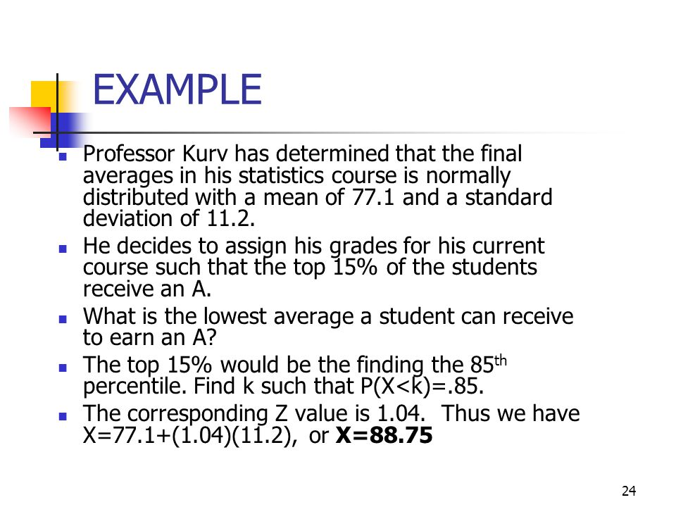 Math 10 - Chapter 5 Slides 7-15. EXAMPLE.