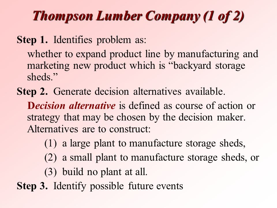 Thompson Lumber Company (1 of 2)
