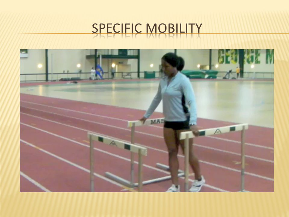 Specific Mobility