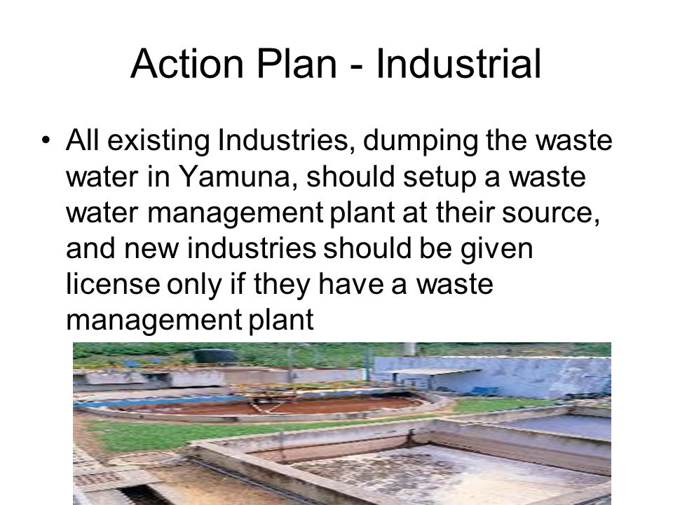 Action Plan - Industrial