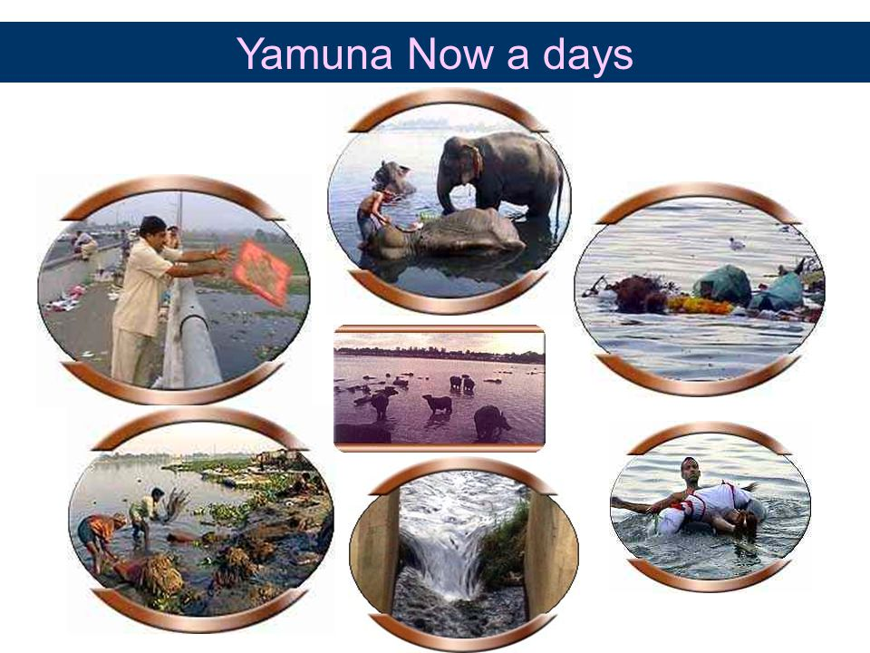 Yamuna Now a days