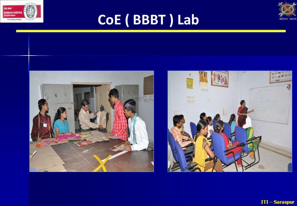CoE ( BBBT ) Lab