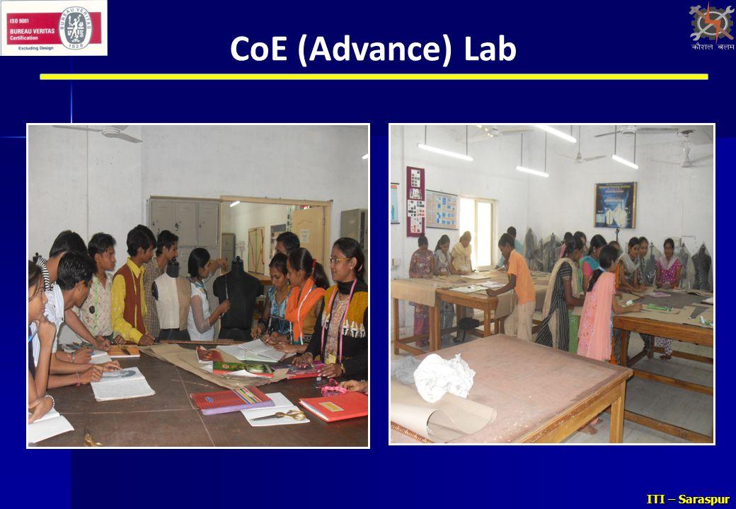 CoE (Advance) Lab