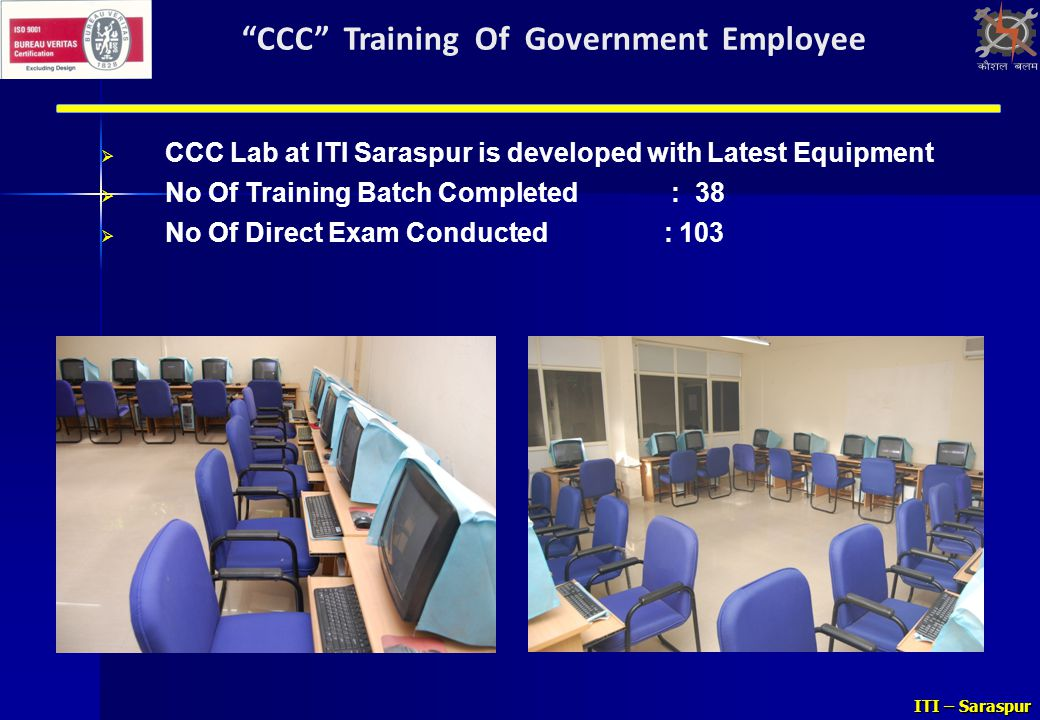 CCC Training Of Government Employee