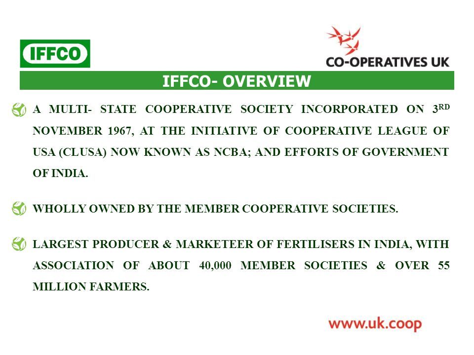 IFFCO- OVERVIEW