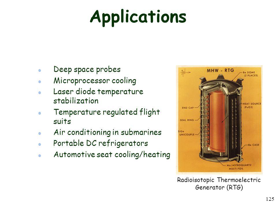 Radioisotopic Thermoelectric Generator (RTG)