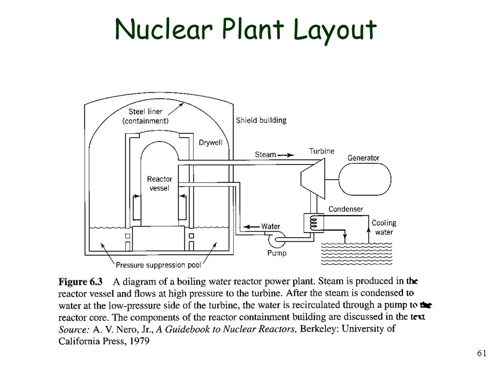 Nuclear Plant Layout