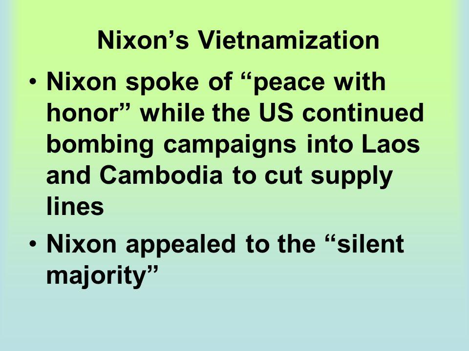 Nixon's Vietnamization