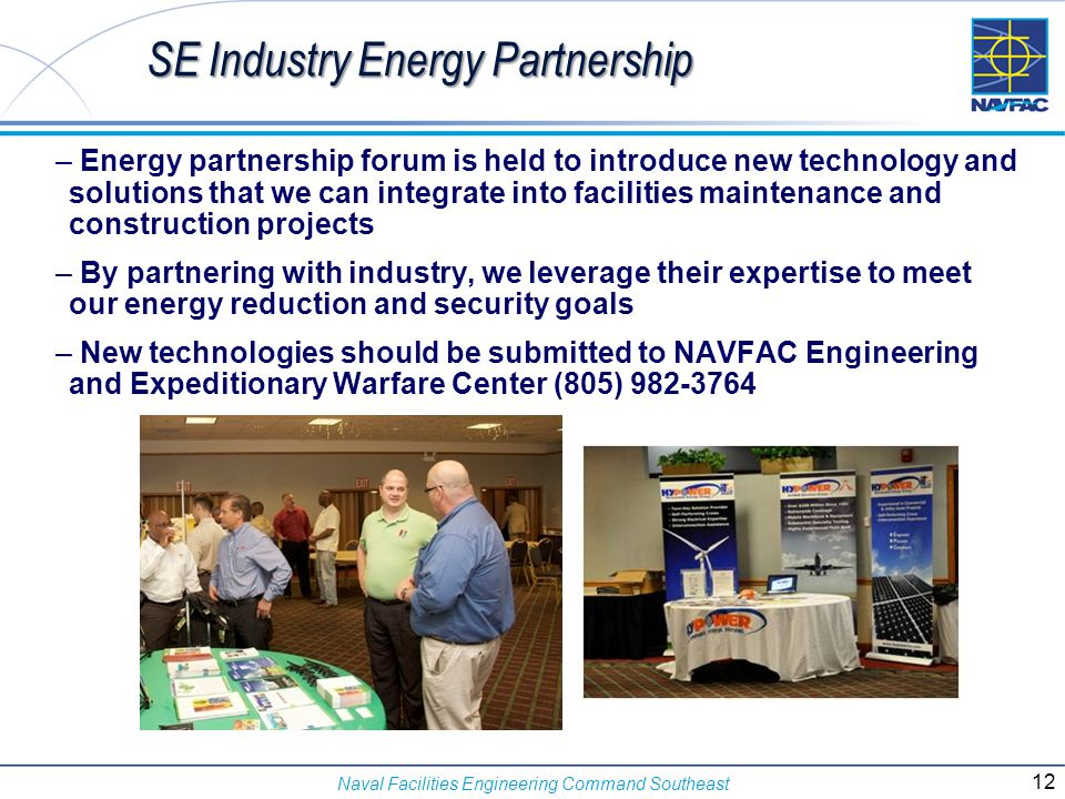 SE Industry Energy Partnership