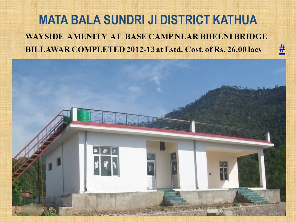 Mata Bala Sundri Ji District Kathua