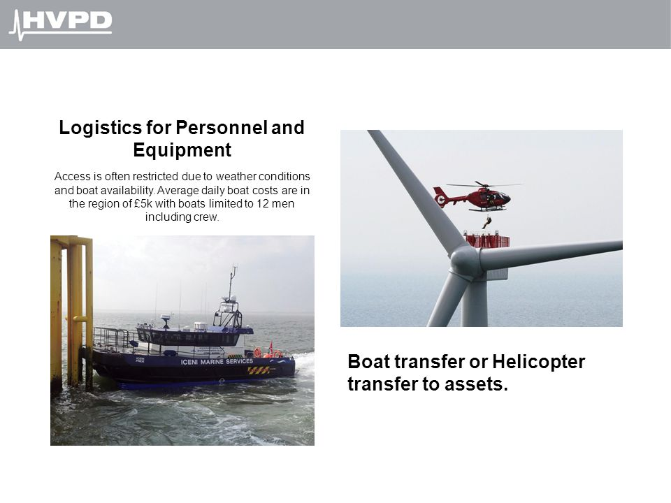 Logistics for Personnel and Equipment