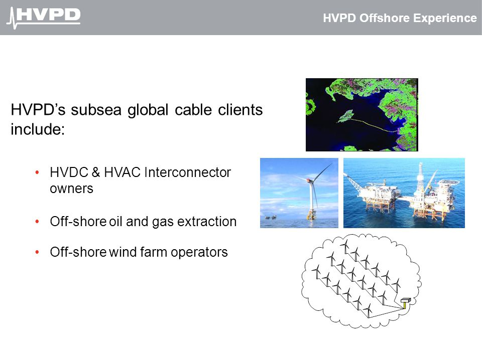 HVPD Offshore Experience