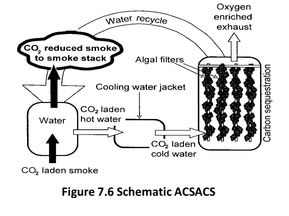 Figure 7.6 Schematic ACSACS