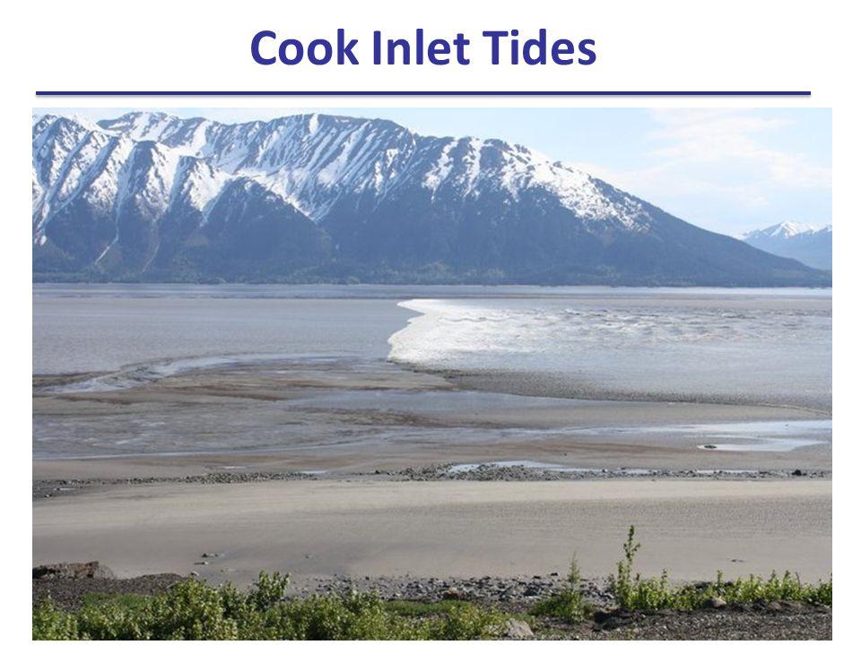 Cook Inlet Tides