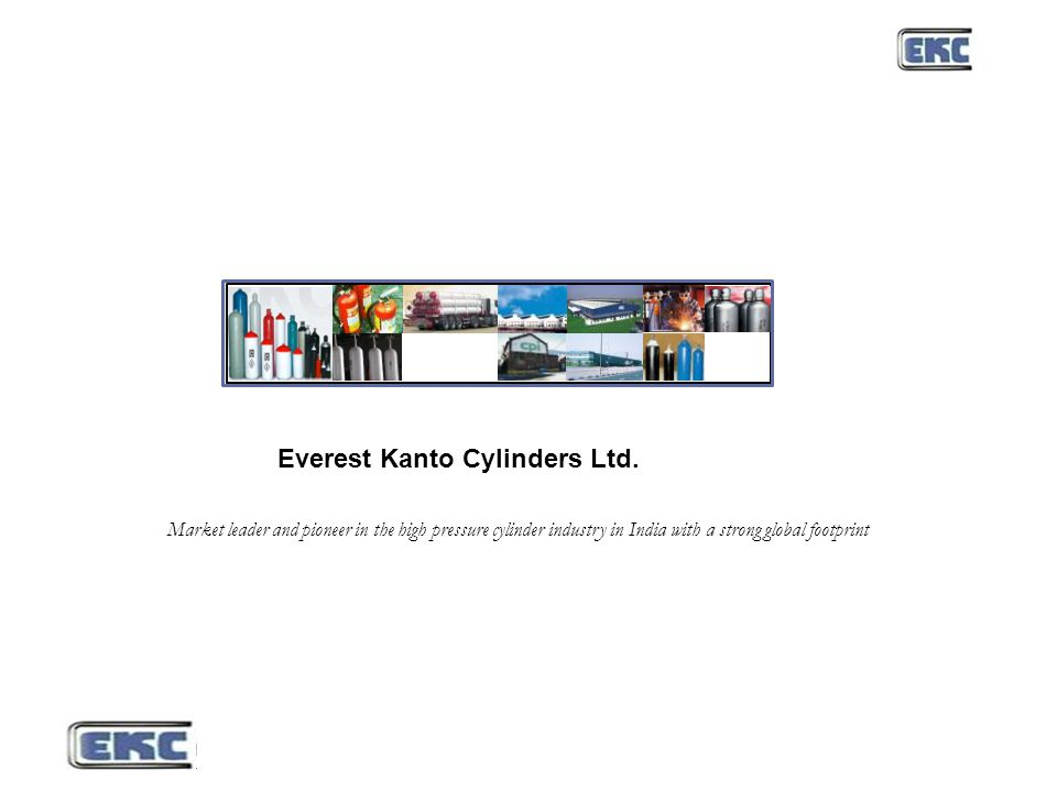 Everest Kanto Cylinders Ltd.
