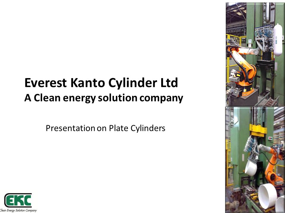 Everest Kanto Cylinder Ltd A Clean energy solution company