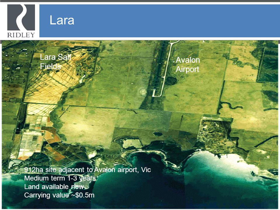 Lara Lara Salt Fields Avalon Airport