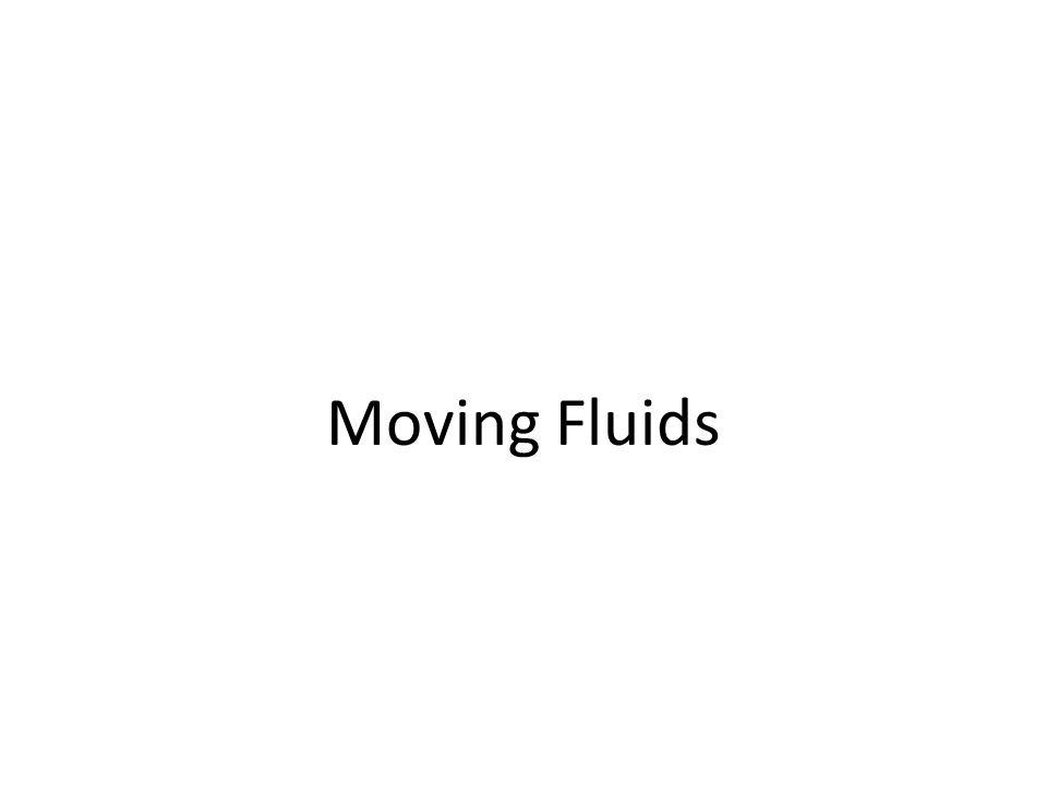 Moving Fluids