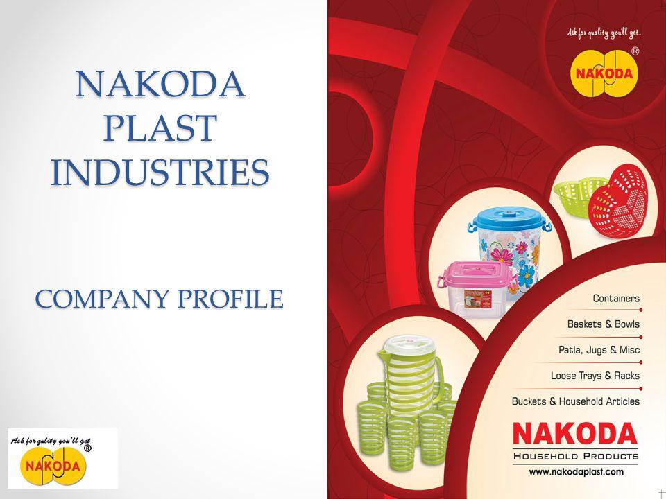 NAKODA PLAST INDUSTRIES COMPANY PROFILE
